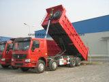 HOWO 8X4 덤프 트럭