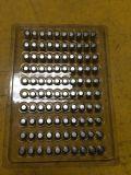 batteria d'argento della vigilanza della batteria dell'ossido 1.55V (SR43W 386S)