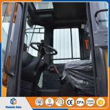 Chinês carregador da roda da mini parte frontal de 2 toneladas mini com a forquilha longa do braço