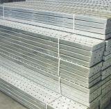 Plancia d'acciaio galvanizzata 240*45 per costruzione
