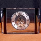 Cristal de haute qualité de l'Horloge Horloge de table comme cadeaux d'affaires (KS06050)