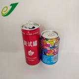 カスタム色刷の空アルミニウムコーヒーの缶のなめらかな缶330ml