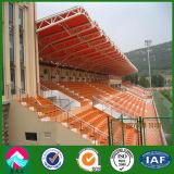 La estructura de acero de alta calidad gradas del estadio con un bajo coste