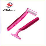 高品質Triple Blade Disposable Shaving Razor (4PCS/card)