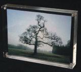 Acrylfoto-Rahmen mit Schraube