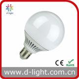электрическая лампочка глобуса G120 СИД степени PF>0.5 Ra>80 водителя SMD2835 270 наивысшей мощности E27 B22 алюминиевая Epistar IC 12W 15W 18W большая мега