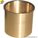 OEM Custom Bronze / Bague en laiton avec usinage CNC