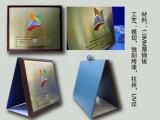 Certificat de médaille d'autorisation