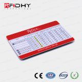 Escritura y Lectura MIFARE (R) tarjeta RFID 4K para el transporte público