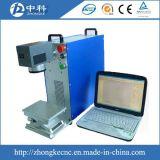 CNC van de vezel de Machine van de Gravure van de Laser/de Teller van de Laser