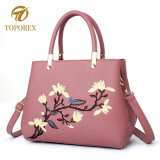 Sacchetto del fiore del ricamo delle signore della borsa della spalla di Crossbody di modo perfetto singolo