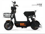 Strong powered electric motorcycle Scooter avec de Long Point milliaire/Chargeur USB