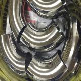Accessorio per tubi sanitario della FDA del commestibile di BACCANO 304 SS304 3A