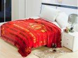 بوليستر [رشل] غطاء مرنان صوف غطاء طفلة صوف غطاء