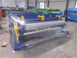 自動電流を通された鋼鉄によって溶接される金網の機械工場
