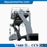 Тип Davit рукоятки Luffing силы тяжести Davit платформы корабля Davit оффшорный для Enclosed Lifeboat
