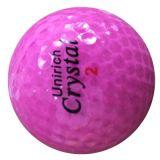 A prática de cristal bola de golfe Preço competitivo