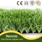 Alfombra sintetizada de la hierba para la mini echada del fútbol del campo de fútbol
