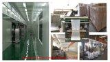 Hoja material de la tarjeta de la hoja del PVC de Pringting de la inyección de tinta rígida del oro