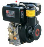 O uso de barco arrefecido a ar do motor Diesel único cilindro 8 HP