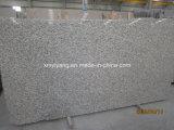 Opgepoetste Countertop van het Graniet van de Huid van de Tijger Witte Plak (YQC)