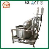 ラインポテトチップの遠心脱油機械を揚げる食糧
