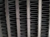De Plaat van het aluminium en Koeler van de Olie van het Graafwerktuig van de Staaf de Hydraulische