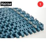 Schrauben-modularer flexibler Plastik gebogenes Förderband (Har2265)