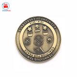 中国の製造者の金属の古いエジプトCarabinerの硬貨