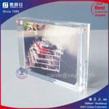 2017 Custom Acrylic 2 Side Photo Photo Frame