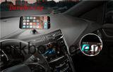 caricatore senza fili mobile dell'automobile di corsa di iPhone con l'adattatore ricaricabile di RoHS