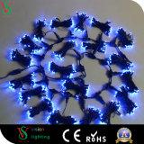 Cortina de luz LED decorativas de navidad
