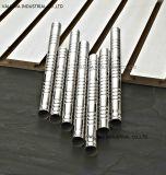 Stahlrohr mit Stahlplatte