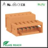 Conector macho de Mcs Supu 205V 10A tono 1,5 3,5 mm para CNC