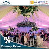 Church Window Walls를 가진 공기 Conditioned Aluminium Frame Wedding Marquee Church Party Tents
