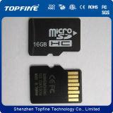 De 100% micro SD cartão real 8GB C10 C6 C4 4GB C6 2g C6 da capacidade 16GB Class10