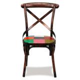 강철 프레임 의자