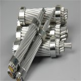 Acsの送電線のためのアルミニウム覆われた鋼鉄繊維ワイヤー