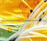 Pintura de parede de metal simples e moderno para decoração (CHB6015094)