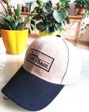 A personalização e o logotipo personalizado com chapéus de desportos de Design