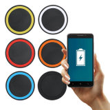 O carregador sem fio do preço de fábrica para o iPhone Qi de Samsung jejua carregador