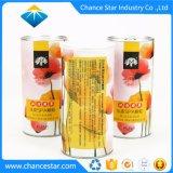 Zoll-Schnellkappen-Papier-Pappgefäß für das Verpacken der Lebensmittel