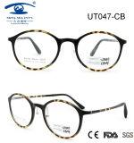 2015 cor nova - Ultem - frame ótico dos vidros de Eyewear da forma redonda do OEM (UT047)