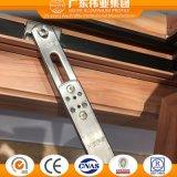 Les chinois à bas prix d'usine 6063t5 robuste en aluminium porte coulissante