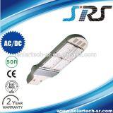 Iluminação solar Integrated do diodo emissor de luz da lâmpada de rua do diodo emissor de luz da luz de rua do diodo emissor de luz com o controlador solar da luz de rua