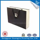 Kundenspezifischer handgemachter Packpapier-Beutel für das Einkaufen