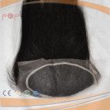 Frontal pieno del merletto dei capelli umani (PPG-l-01663)