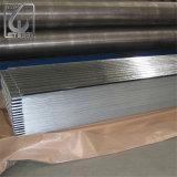 Z275 PPGIのカラーによって塗られる電流を通された波形の鋼鉄屋根ふきシート