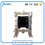공기에 의하여 강화되는 두 배 격막 펌프 (QBY-25)