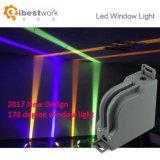 옥외 3000K 잎 효력 벽 세탁기 정면 LED 빛